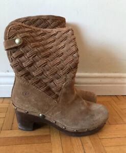 Bottine Ugg / short Spring and Summer boots