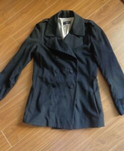 New without tags - Joseph London pea coat (M / L)