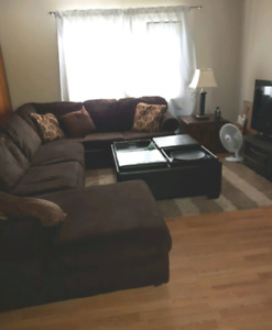 3 bdrm for Oct.1st