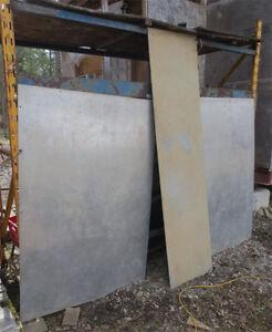 Aluminium Plate Belleville Belleville Area image 1
