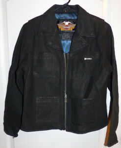 Harley-Davidson Women's Leather Jacket Size Large