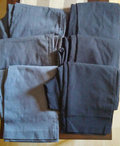 6 Pairs of Womens Size 16 Petite Work/Dress Pants