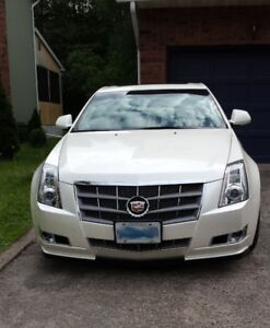 2010 Cadillac CTS 3.6 AWD - Top of the Range