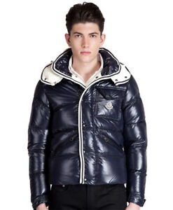 Moncler - Large Navy Branson Man