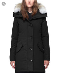 Brand New Rossclair Parka by Canada Goose