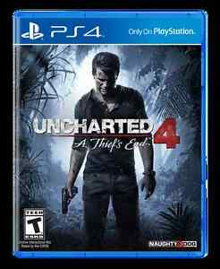 Uncharted 4, A Thief's End