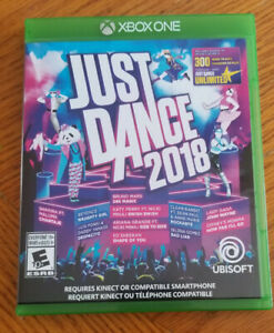 Just dance 2018 pour Xbox One