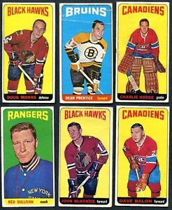 BUYING HOCKEY CARDS TO COMPLETE SETS -> 60's and 70's Cambridge Kitchener Area image 3