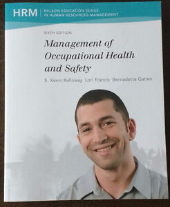 Management of Occupational Health and Safety $100 OBO