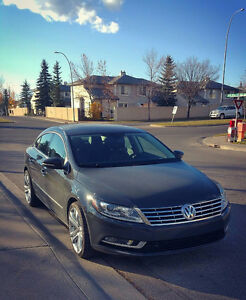 2013 VW CC 2.0t 6spd manual - Warranty! Motivated Seller!