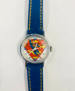 1976 Timex Superman Watch