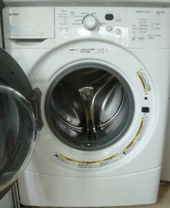 Full-Size Front-Loading Kenmore HE 2Plus Washer & HE 2 Dryer