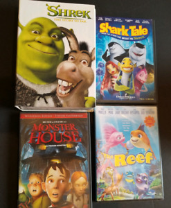 10 DVD Disney  Pixar  bundle