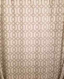 Trellis shower curtain. Bed bath and beyond