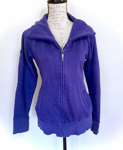 BENCH Navy Blue Zip Up Jacket / Hoodie - Extra Large XL
