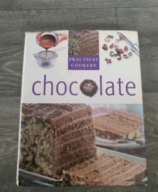 Practical cookery chocolate book £1.50