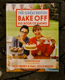 Cook Book: The Great British Bake Off (Big Book of Baking)
