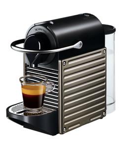 Machine à Café Nespresso Pixie Titan NEUVE scellée Garantie 1 an