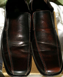 Joseph & Feiss Mens Dress Shoes size 10-11 Aldo Casual Leather