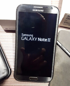 Samsung Galaxy Note II (Défectueux)