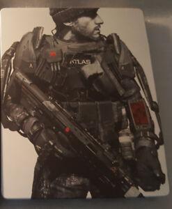 Call of Duty Advanced Warfare Steelbook (PS4 Size)