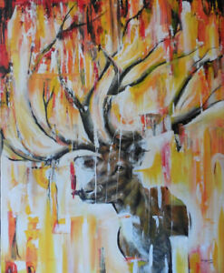Local Artist, Painter and Muralist Available