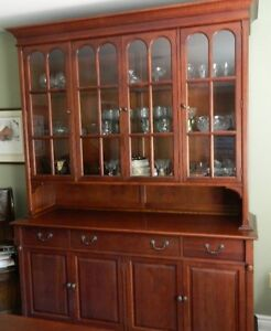 Gibbard Solid Cherry Dining Suite Kingston Kingston Area image 7