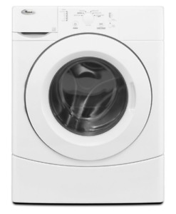 Whirlpool 3.5 cu. ft. Front Load Washer w/Deep Clean Wash System