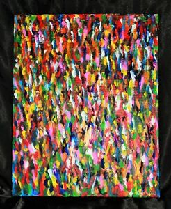 Peinture Tableau Painting Tableaux Abstract Abstraite by MILLA! West Island Greater Montréal image 5