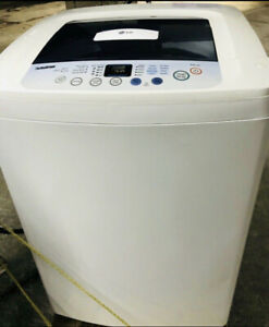 Big portable washer with wheels (apartment size) ...canDeliver