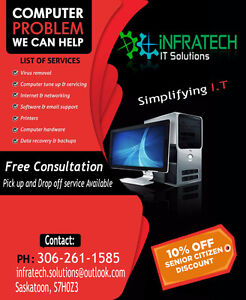 Computer Problems?? Call us today for Free Consultation