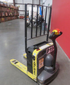 2013 Hyster W40Z Electric 4K 24 VOLT Industrial Warehouse Palle