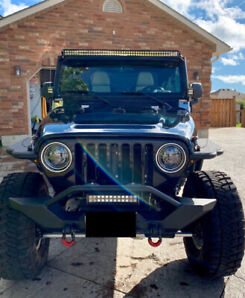 Immaculate Condition 2003 Jeep Wrangler Rubicon TJ