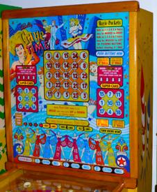 Bally Bingo Pinball Machines