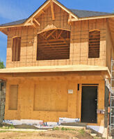Experienced Framers - Home Additions, Custom Homes