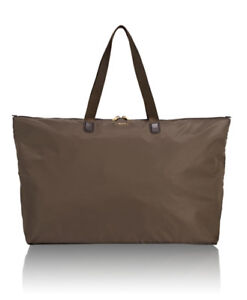 NEW LARGE TUMI TRAVEL TOTE AVAIL