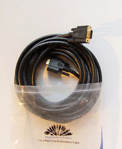 (New) 25 Ft. VGA High-End Cable for PC Monitor / Projector London Ontario image 2