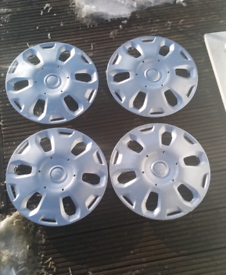 Ford Transit Wheel Trims x 4