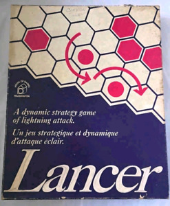 Lancer – Strategy Board Game