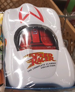 SPEEDRACER DVD SET ANIME AND VERY COLLECTIBLE