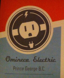 Omineca Electric Prince George British Columbia image 1