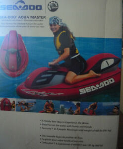 Inflatable Sea-Doo Aqua Master