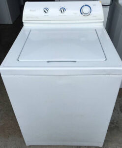 Maytag Performa large capacity washer, 1 year warranty