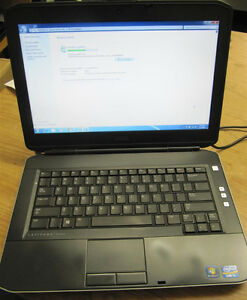 "Dell Latitude E5430 14"" LED laptop 2nd gen i5 2.5GHz"