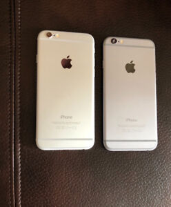 Sale 2 iPhone 6 Both 16GB Unlock In Good Condition