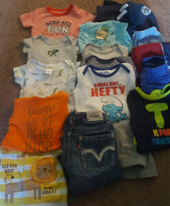 Baby clothes boy stuff and girls.