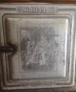 Schepps cake box