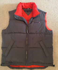 Tommy Hilfiger men's down vest