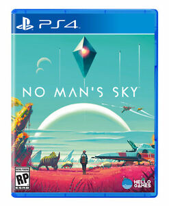 No Man's Sky - PS4 - Mint