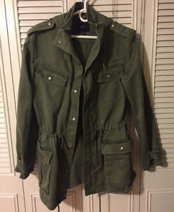 Talula (Aritzia) trooper jacket
